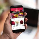 برنامه نویسی اپلیکیشن فروشگاهی گل