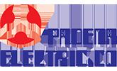 طراحی وب سایت شرکت پادنا الکتریک